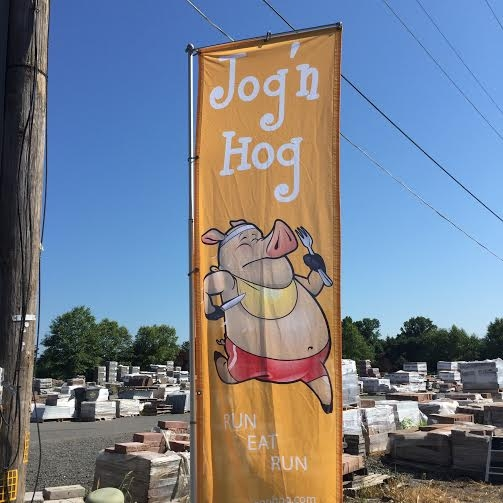 All roads lead to Jog 'n Hog. Just not that one between the hours of 5:45-7:45.